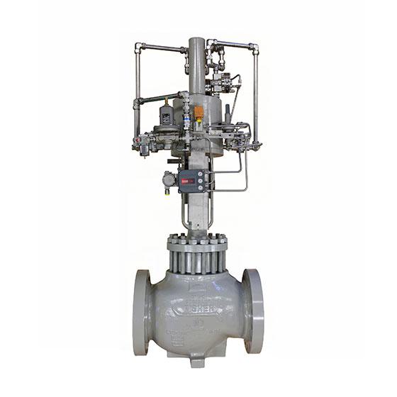 Anti surge valve
