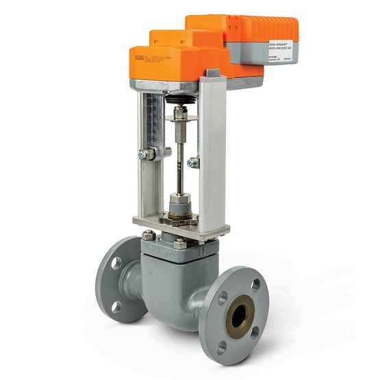 Baumann SV electric actuator