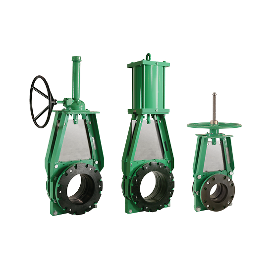 Clarkson Model KGA Plus Knife Gate Valve