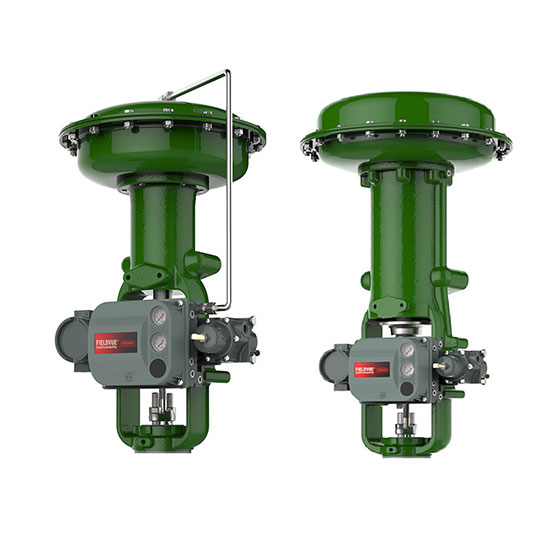 Fisher 657 and 667 Diaphragm Actuators