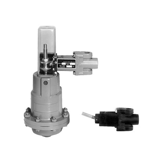Fisher 168/168H & 68 series three-way switching valves