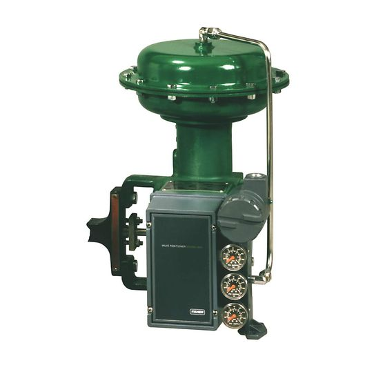 Fisher 3620J Electro-Pneumatic Positioner