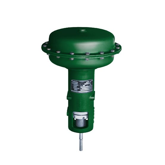 Fisher 656 Direct-acting diaphragm actuator
