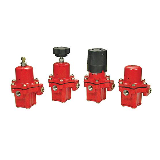 Fisher 67C Series High-Pressure Regulators - LP-Gas