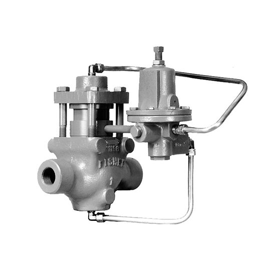 Fisher Type 92S Self-Powered Control Valve