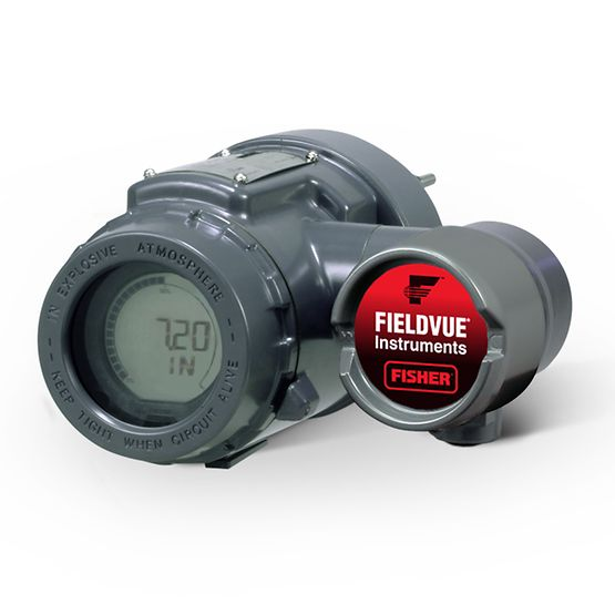 FIELDVUE DLC3020f Fieldbus Digital lägesregulator