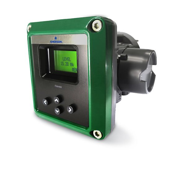 FIELDVUE DLC3100 Digital Level Controller