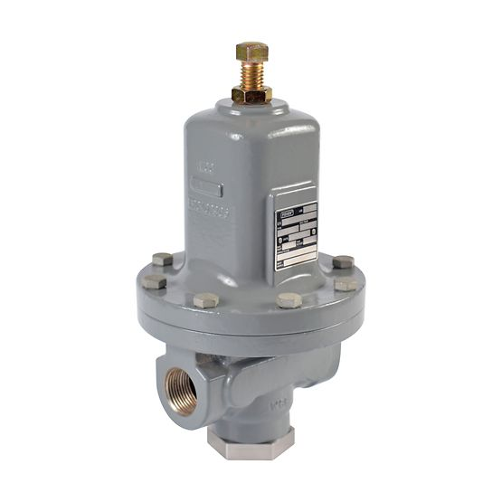 Fisher MR98 Series Backpressure regulators, relief and differential relief valves