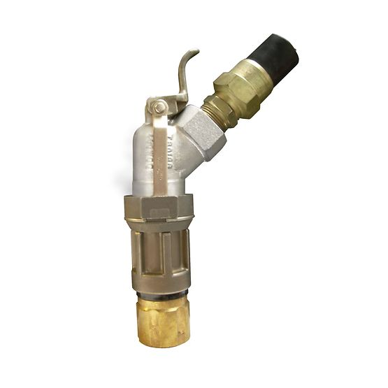 Fisher Type N480 and N481 Hose End Valve