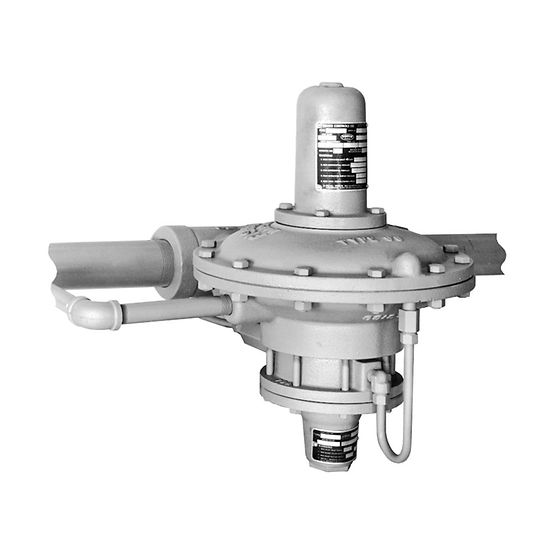Fisher Type 99 Pressure Reducing Regulator