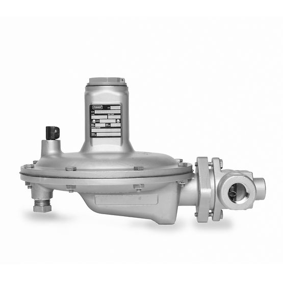 Fisher Type T205B Balanced Tank Blanketing Regulator
