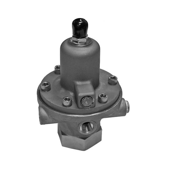 Fisher 1301F & 1301G High-pressure regulators