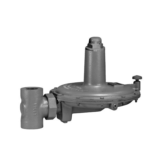 Fisher Y692VB Series Vacuum Breaker