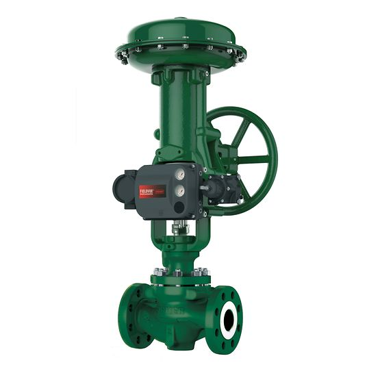 Fisher easy-e ED Control Valve