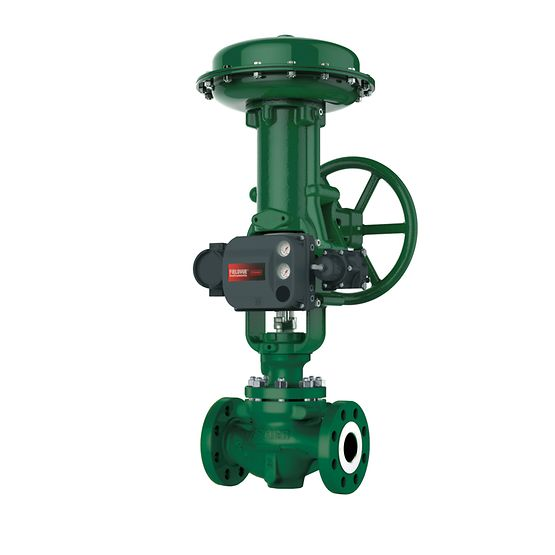 Fisher easy-e ES Control Valve