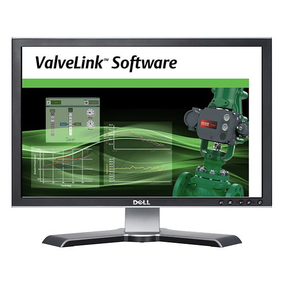 Fisher FIELDVUE ValveLink Software