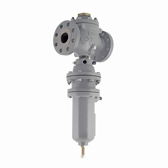 Fisher type MR105 Direct-Operated Pressure Reducing Liquid Regulator