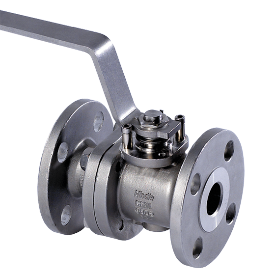 KTM Hindle Model US300 UltraSeal Ball Valves