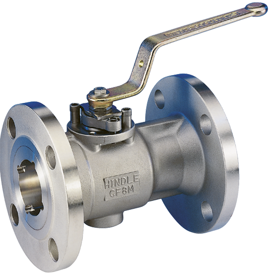 KTM Hindle Series US110/200 UltraSeal Ball Valves