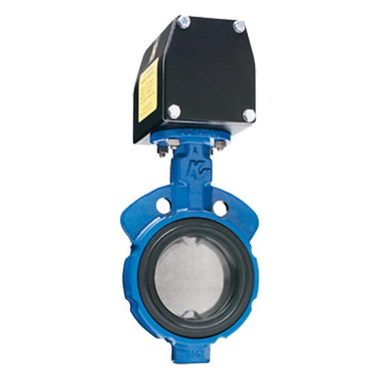 Keystone Figure 990/920 Resilient seated butterfly valve