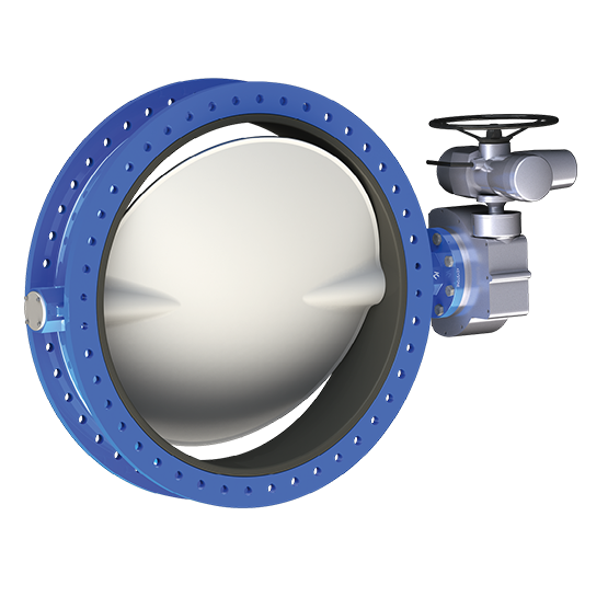 Keystone Series GRF (ISO) Butterfly Valves