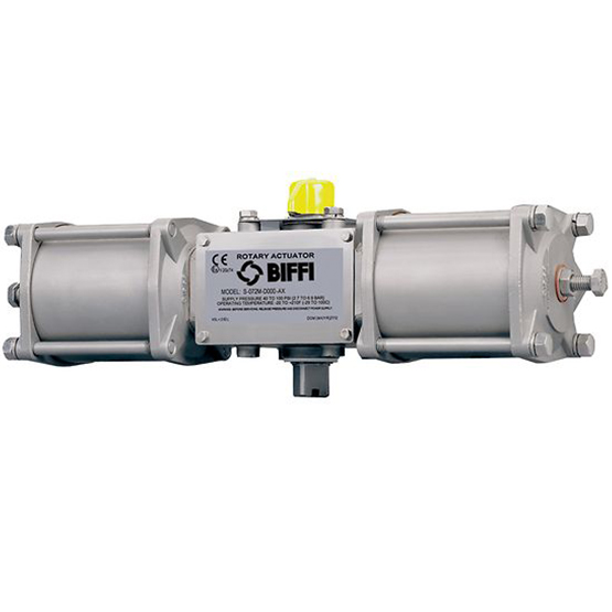 Biffi Morin S Low Pressure Actuators
