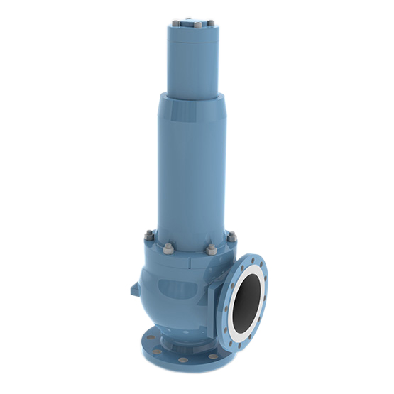 Sempell Serie S DIN/ASME high performance safety relief valve