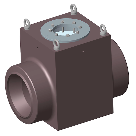 Sempell High Pressure Check Valve