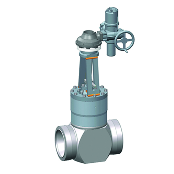 Sempell High Pressure Gate Valve