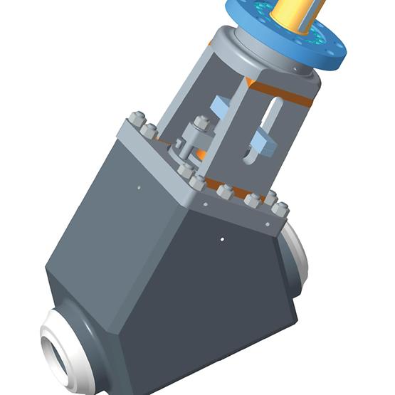 Sempell High Pressure Globe Valve