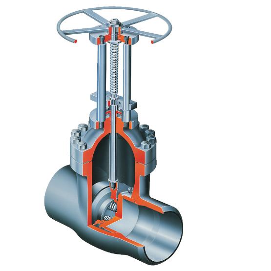 Sempell Dewrance Low Pressure Parallel Slide Valve