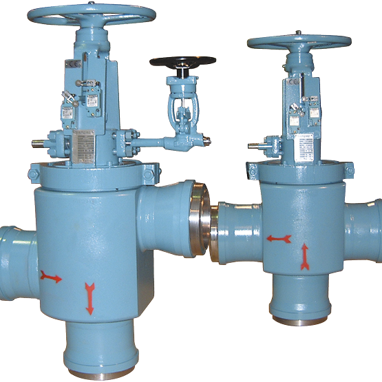 Sempell Model AVS 4/5 HP Preheater Protection Valves