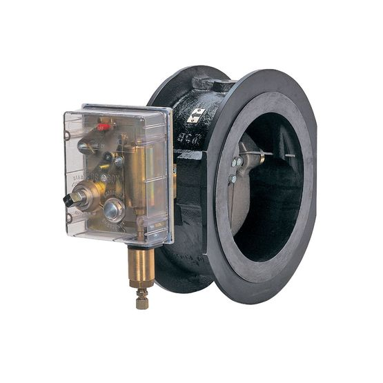 Tartarini BM6X Series Axial Flow Slam-Shut Valve