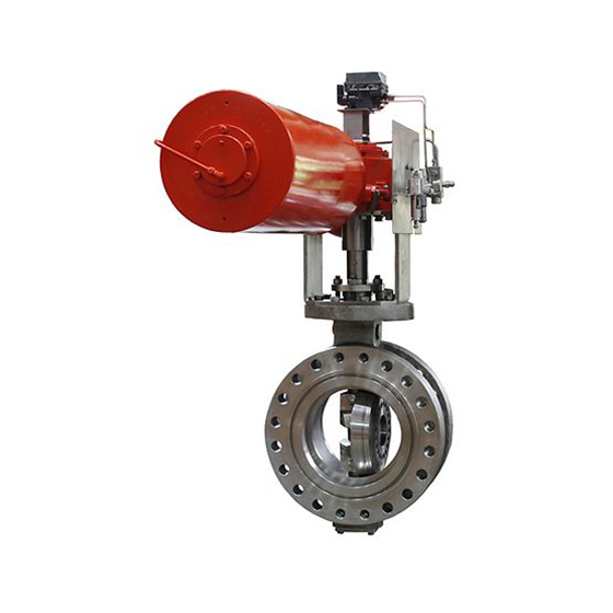Virgo Triple Offset Butterfly Valve