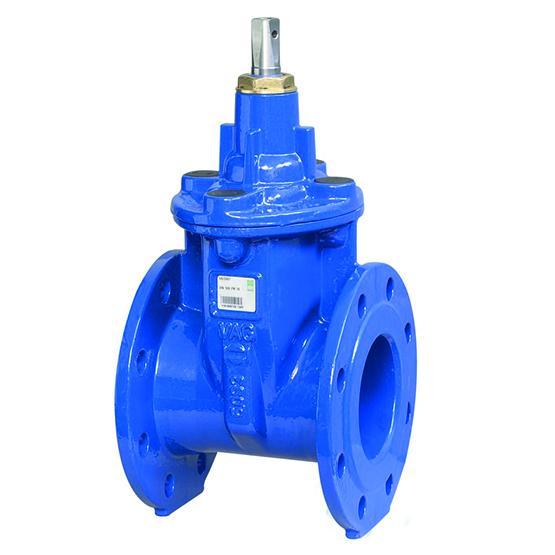 VAG EKO plus mjuktätande med kort byggmått till avloppsvatten