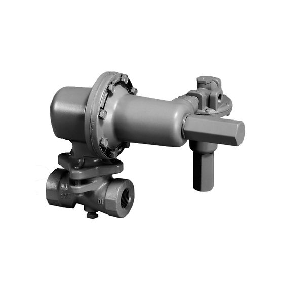 Fisher Type 627F Series Pressure Reducing Regulators