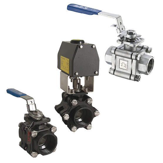 K-Ball Series 180 Floating Ball Valve