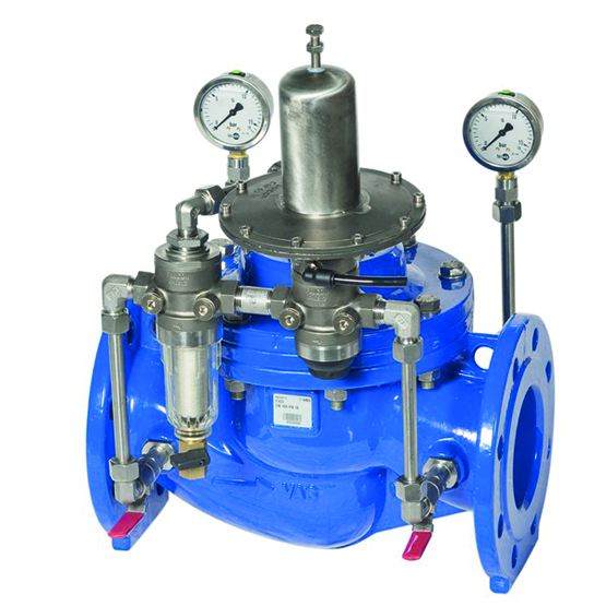 VAG PICO H Pilot Operated Level control valve - water