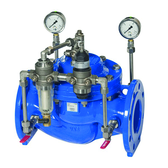 VAG PICO H Pilot Operated Pressure reducing valve - water