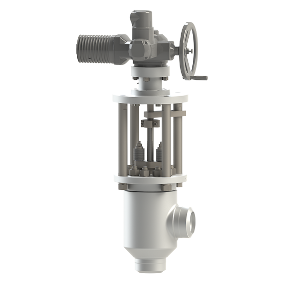 Sempell Model 142 High Pressure Water Control Valve