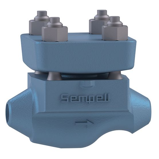 Sempell Model VR500 (ASME) High Pressure Check Valve