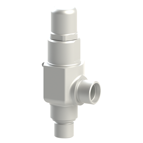 Sempell Type VSE0 high pressure safety relief valve