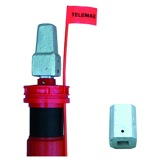 VAG TELEMAX Stem Extension hot-galvanized