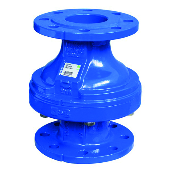 VAG TOP-STOP Diaphragm Non-Return Valve - water